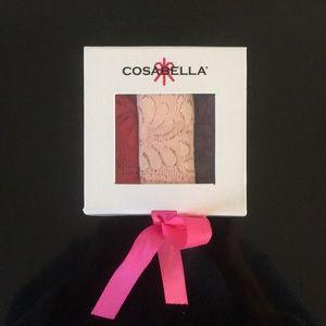 Cosabella panty - gift box of three